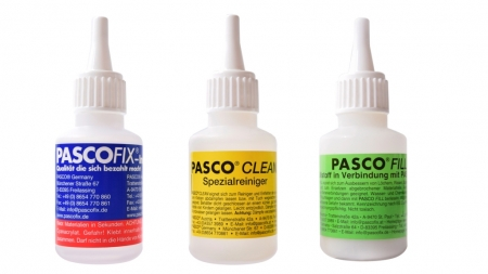 PASCO 3er Messe Set 50g