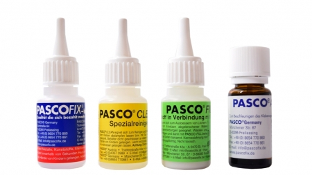 PASCO 4er Messe Set 20g